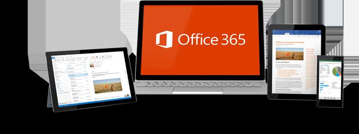 Microsoft Office 365 to narzędzie, które ma za zadanie pomagać w lepszej organizacji pracy oraz zwiększeniu jej efektywności