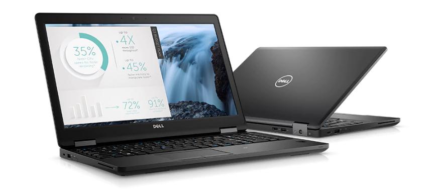 Dell Latitude 5480 można kupić w kilku wersjach, różniących się użytymi komponentami oraz wyposażeniem dodatkowym