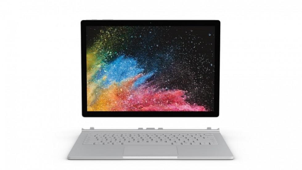 Microsoft Surface Book 2 15 to jedno z najnowszych hybrydowych urządzeń 15 - calowych na rynku od firmy Microsoft