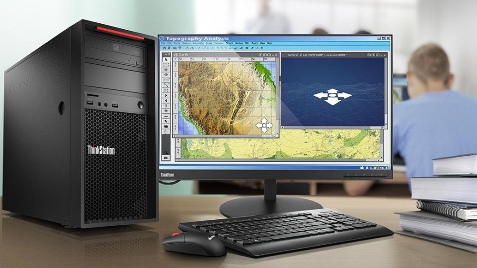 Lenovo ThinkStation P520c to przede wszystkim komputer szalenie opłacalny